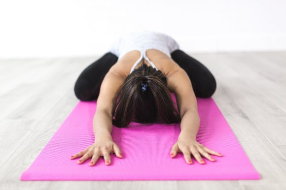 Restorative Yoga and Meditation